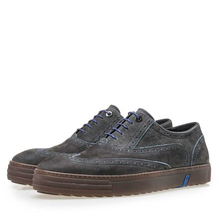 Men's brogue sneaker