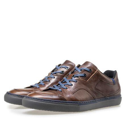 Floris van Bommel men's leather sneaker