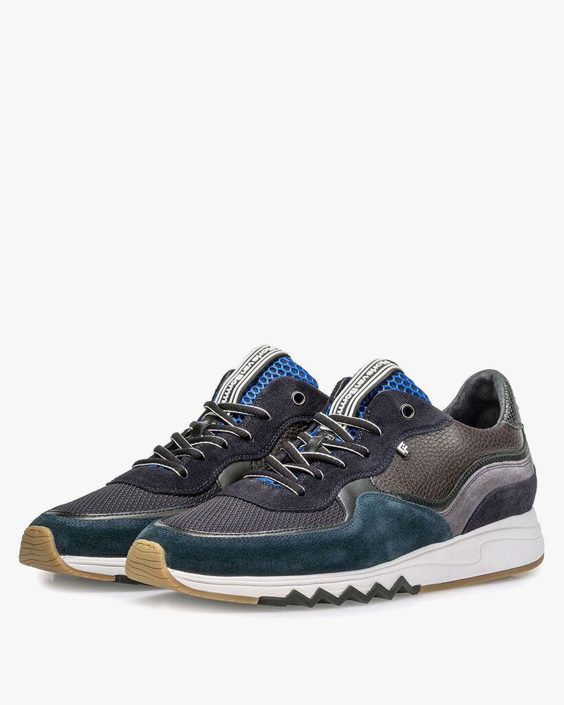Nineti sneaker blue