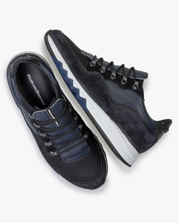 Nineti sneaker donkerblauw