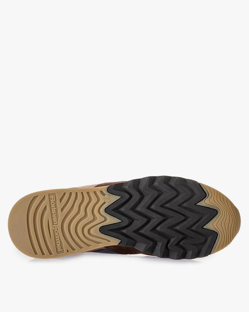 Nineti sneaker brown
