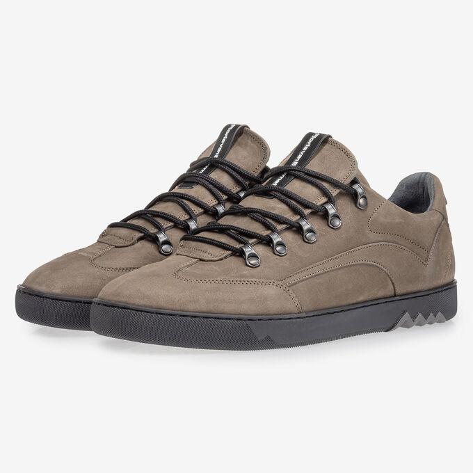 Sneaker nubuck grey