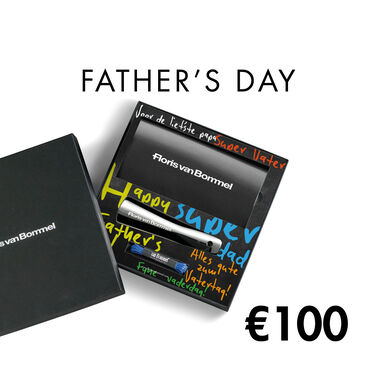 Floris van Bommel giftcard Father's Day Theme