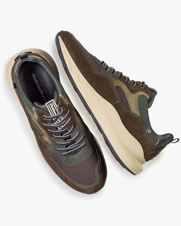 Bulki sneaker olive green