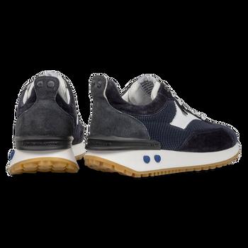 Sneaker textile dark blue