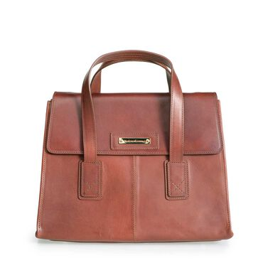 Leren business bag