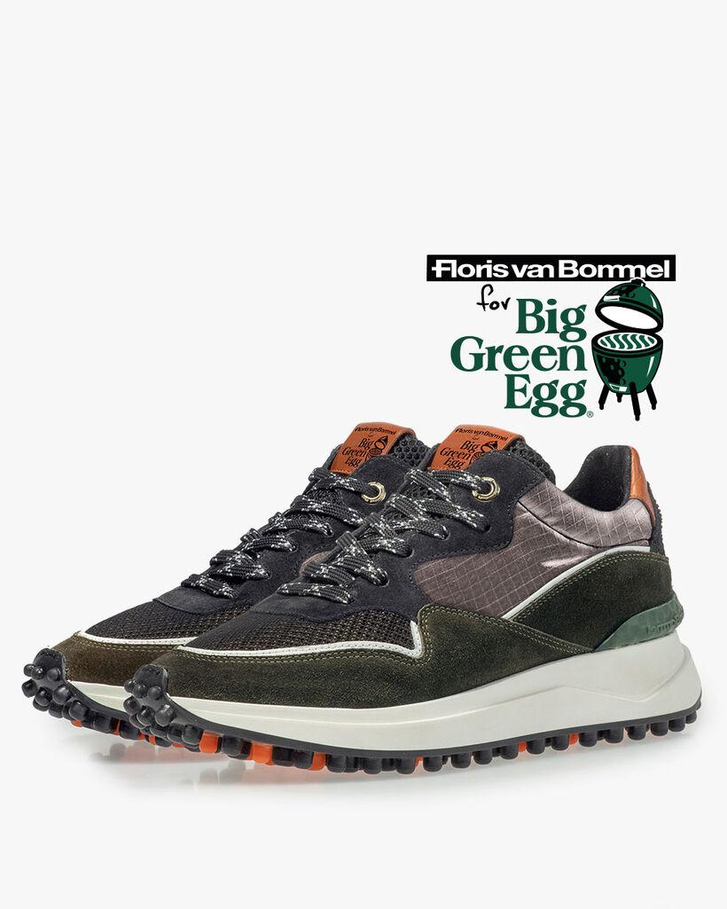 Noppi Bigg Green Egg sneaker