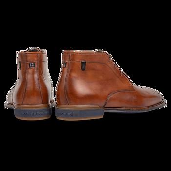 Boot kalfsleer cognac