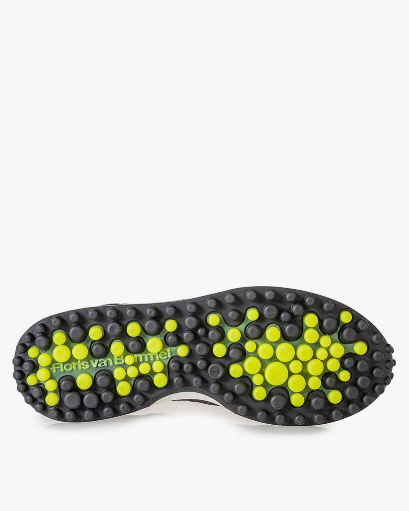 Noppi sneaker dark green