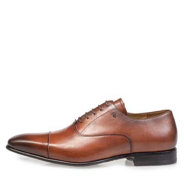 Calf leather lace shoe
