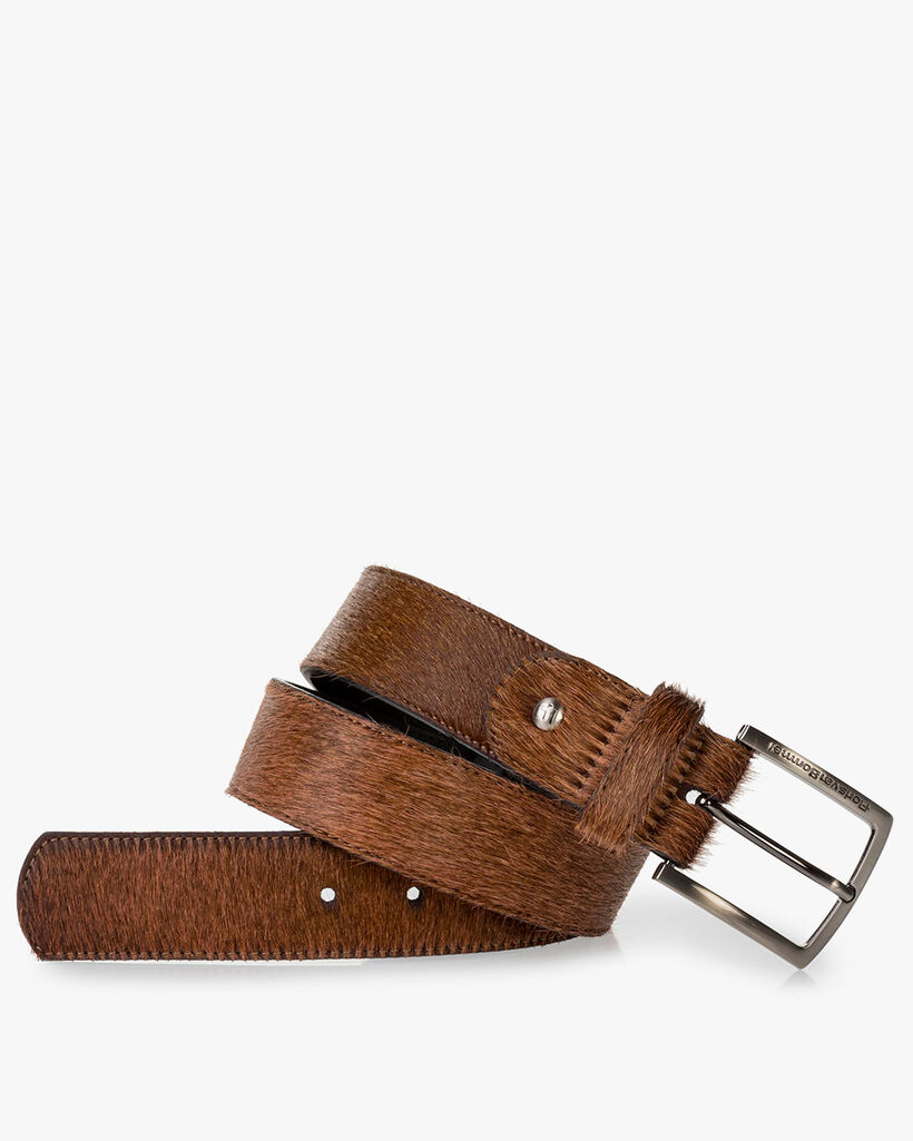 Belt pony red