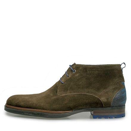 Floris van Bommel men's suede lace boot