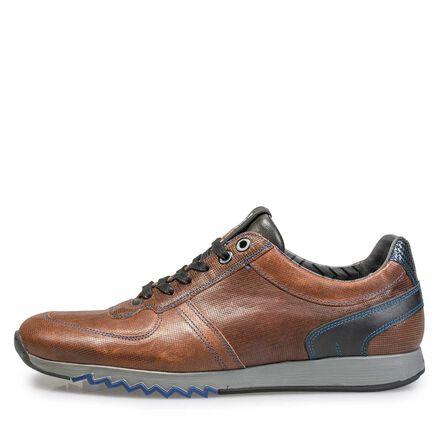 Floris van Bommel leren heren sneaker