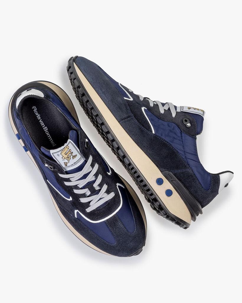 Vinti sneaker blue