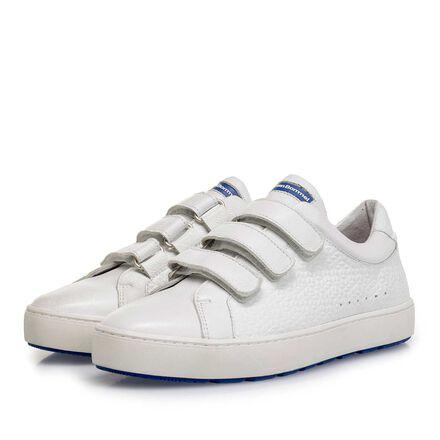 Sneaker met klitteband