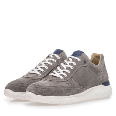 Leather sneaker Van Bommel