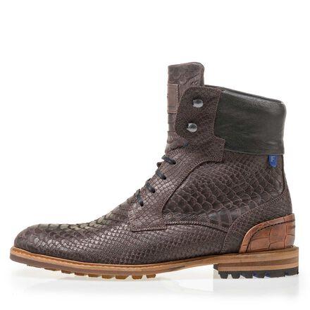 Floris van Bommel high men's lace boot