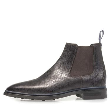 Calf leather Chelsea boot