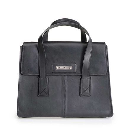 Leather business bag