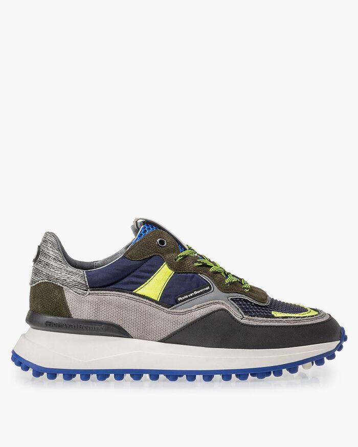 Noppi sneaker dark blue