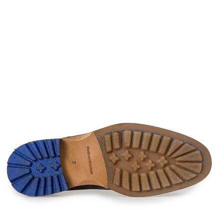 Floris van Bommel leather men's lace boot