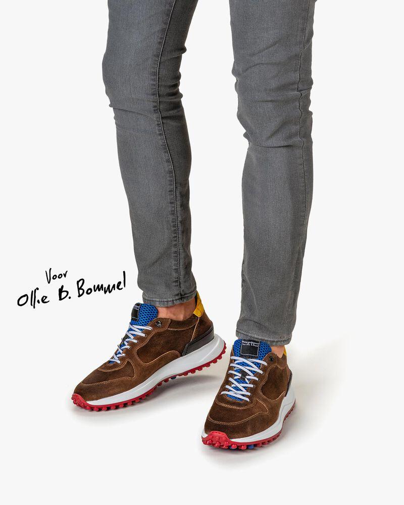 Noppi sneaker Ollie B Bommel