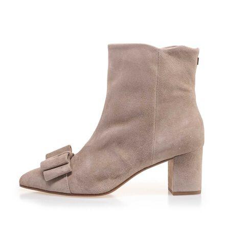 Floris van Bommel suede leather ankle boots