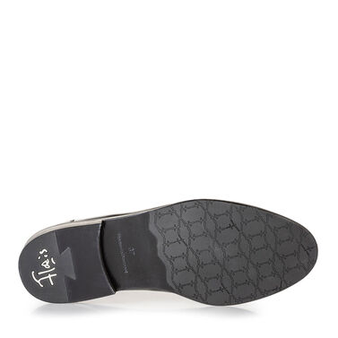 Leren loafer dames