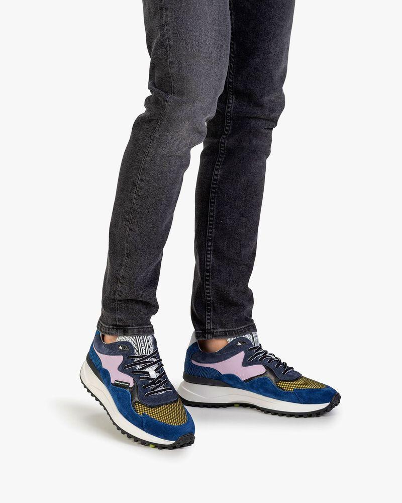 Noppi sneaker roze