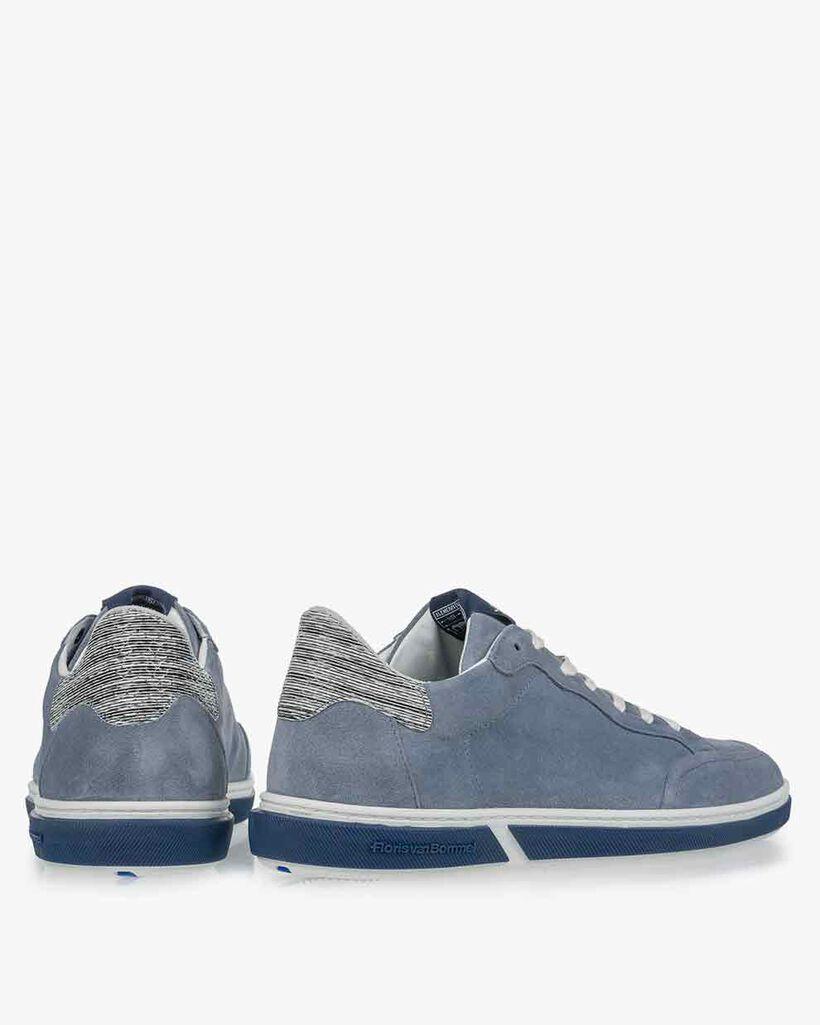 Sneaker suede blue
