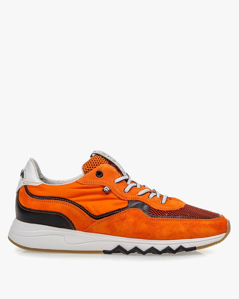 Nineti oranje suède