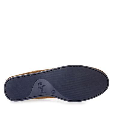 Suède loafer Van Bommel