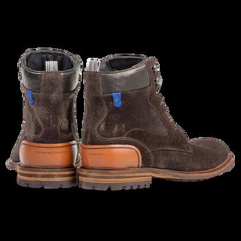Crepi boot bruin suède