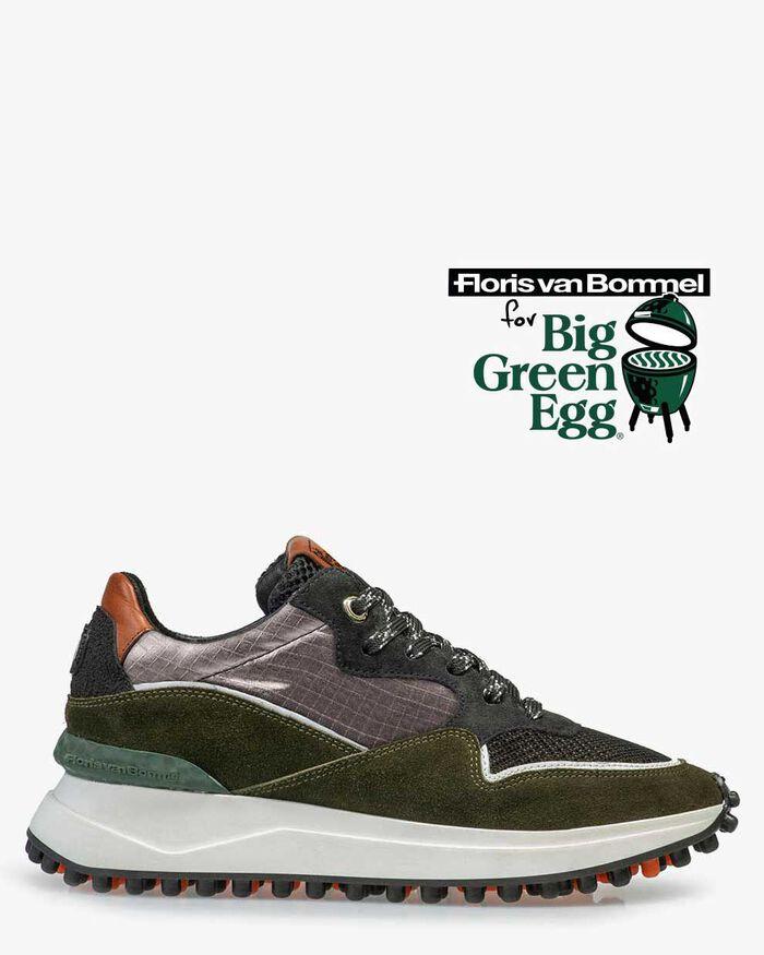 Noppi Bigg Green Egg women's sneaker