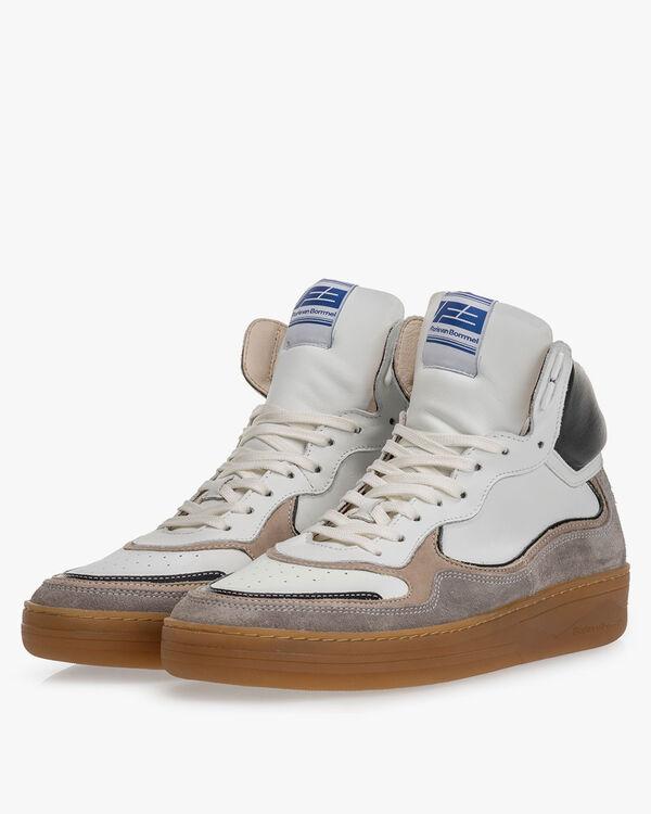 Sneaker kalfsleer wit