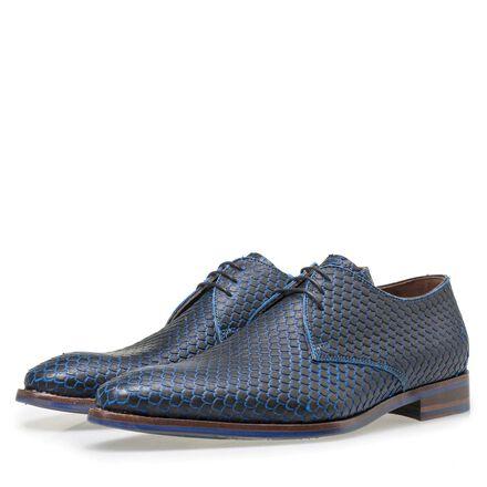 Floris van Bommel Premium leather lace shoe