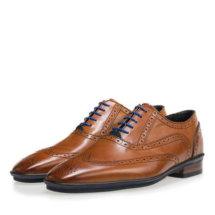 Floris van Bommel veterschoen brogue