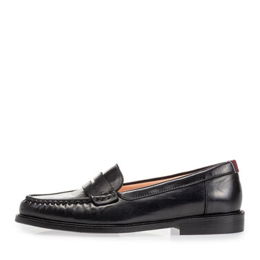 Leather loafer women