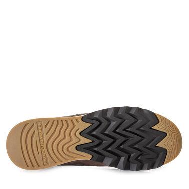 Leren 'Nineti' sneaker