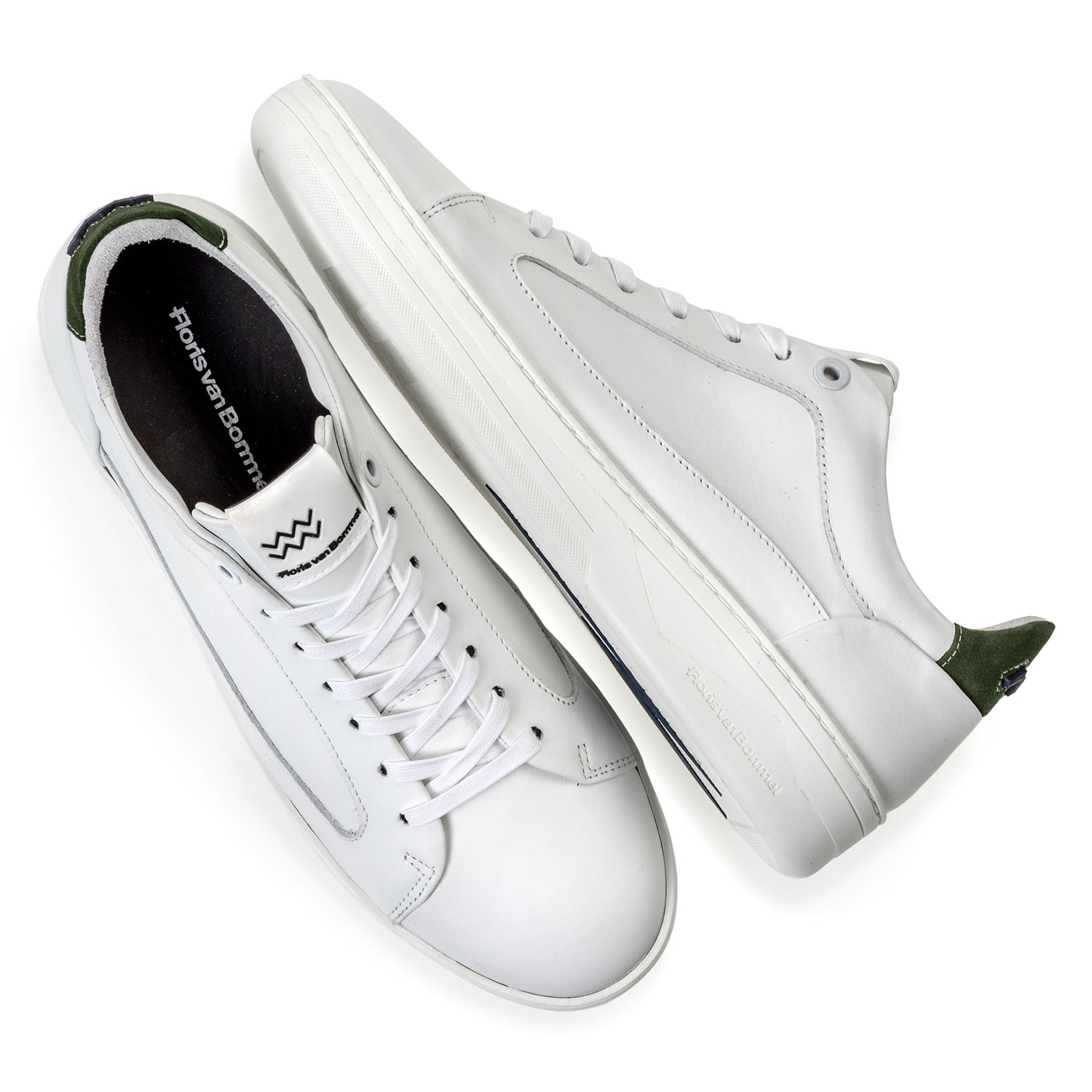 13265/26 - Sneaker white leather